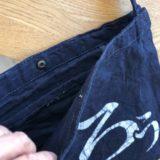 サコッシュキャンバスインナーポケット付TR-1075-008
